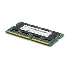 Lenovo 55Y3707 2GB DDR3 SDRAM Memory Module. 2GB PC3-8500 DDR3 SODIMM LOW HALOGEN MEMORY STDMEM. 2GB (1 x 2GB) - 1066MHz DDR3-1066/PC3-8500 - DDR3 SDRAM - 204-pin SoDIMM