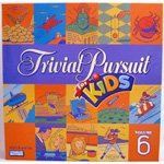 Trivial Pursuit For Kids Volume 6