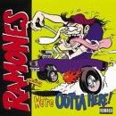 The Ramones We're Outta Here [VINYL]