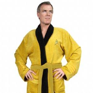 Star Trek Men's Dressing Gown - Captain Kirk