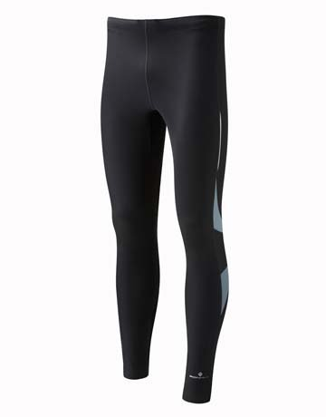 Ronhill Trail Winter Running Tights - X Large - Black