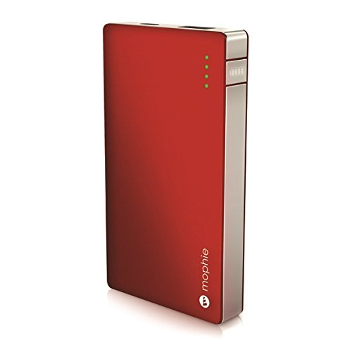 Mophie Powerstation - Retail Packaging - Red