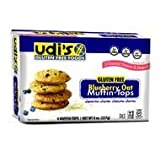 Udi's Gluten Free Blueberry Oat Muffin Tops