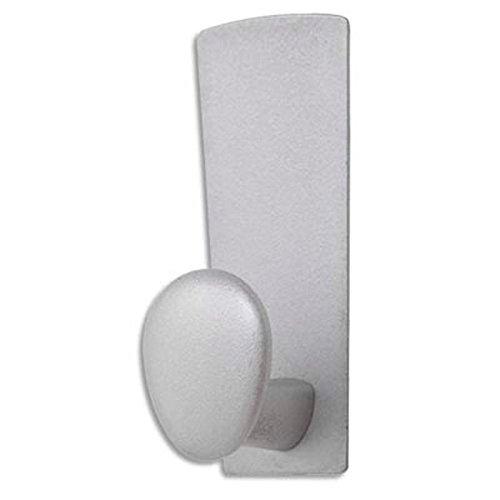 patere-murale-adhesives-pmpeg1-charge-maximale-3kg-pour-surface-lisse-l4-x-h10-x-p35-cm-gris