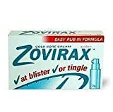 ZOVIRAX CREAM PUMP COLD SORE TREATMENT- PUMP -ACICLOVIR - 2 G