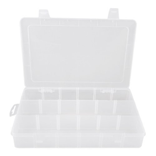 kunststoff-18-facher-schmuck-elektronische-komponenten-storage-box-case-klar
