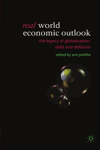 Real World Economic Outlook: The Legacy Of Globalization: Debt And Deflation front-621281
