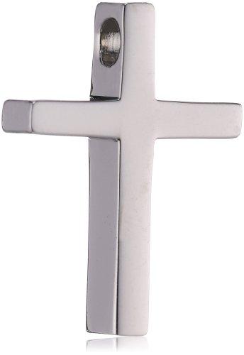 Boccia Women's Pendant Titanium Cross 071303