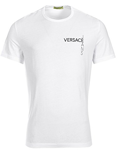 Versace Jeans Couture T-Shirt (M-03-Ts-34964) - 58(DE) / 58(IT) / 58(EU) - weiss