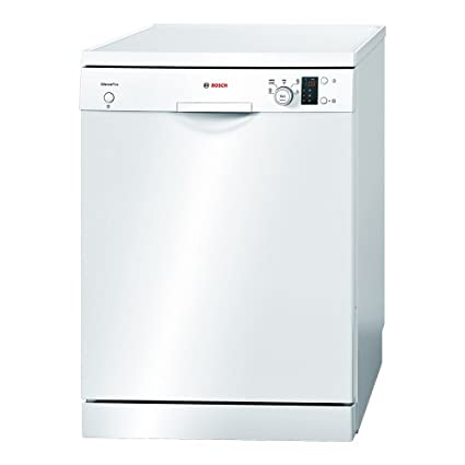 Bosch SMS50E92EU Autonome 12places A+ Blanc lave-vaisselle - laves-vaisselles (Autonome, A, A+, Blanc, A, 220 - 240 V)