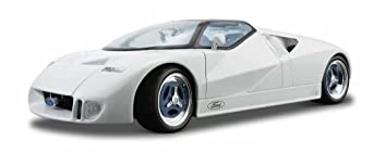 Maisto 1:18 Scale Ford GT90 Diecast Vehicle (Colors May Vary)
