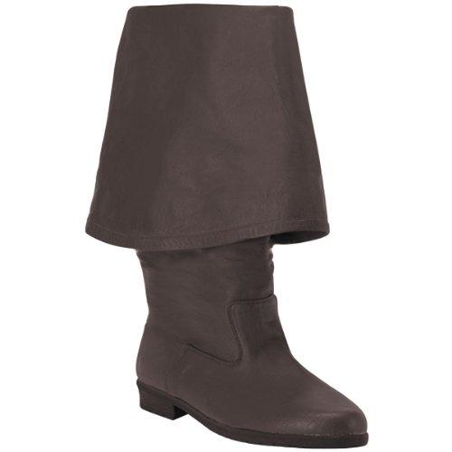 Maverick-2045 Costume Shoes - Size 9 (Jack Sparrow Boots)