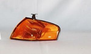 MAZDA PROTEGE SEDAN   323 PARK LIGHT LEFT (DRIVER SIDE) (NEXT HL) 1997-1998