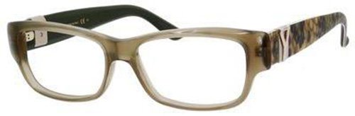 Yves Saint Laurent Yves Saint Laurent 6383 Eyeglasses-0SK8 Military Green-52mm