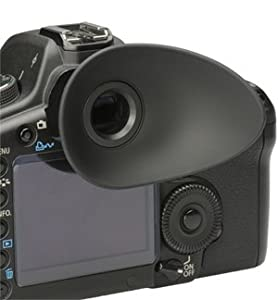 Hoodman Glasses Hoodeye Eyecup for Nikon D700 D3X