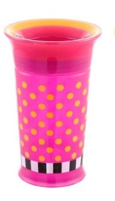 Sassy Grow up Cup No Spout Design 9 oz - 12 Months
