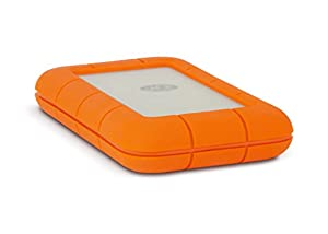 LaCie 9000488 1000 GB Rugged Thunderbolt External Hard Drive
