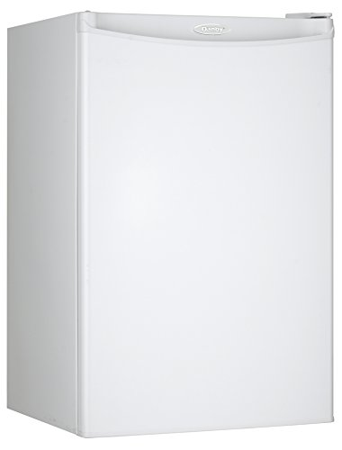 Danby DUFM032A1WDB 3.2 Cubic Feet Upright Freezer, White (Little Freezer compare prices)