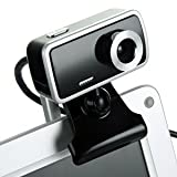 20.0 mega pixel New USB PC Webcam - Built-in microphone, Works with Skype Yahoo MSN Etc Plug and play. No extras driver needed.
