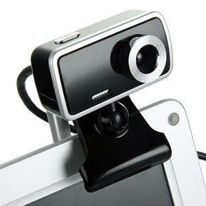 20 megapixel New HD USB PC Laptop Webcam WEB CAM - Built-in microphone MIC FOR Skype Yahoo MSN. WIN 7 Plug and play.