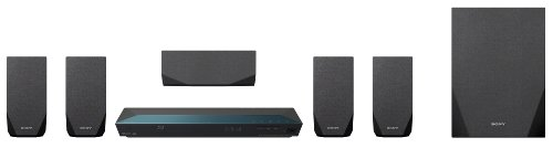 Sony BDVE2100 800W 5.1 3D Blu-ray Home Cinema System