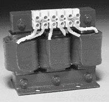Square D Rl00812 2Hp 480V Line Reactor