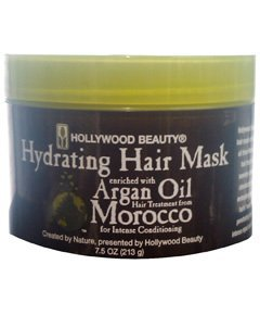 Hollywood Beauty Hydrating Hair Mask & Argan Oil from morocco