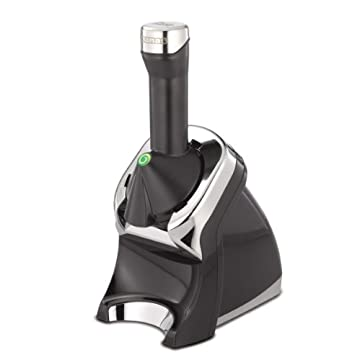 Yonanas 987 Elite Healthy Dessert Maker, Black