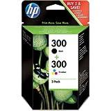 HP CN637EE - 300 - Print cartridge - 1 x black, yellow, cyan, magenta - 200 pages