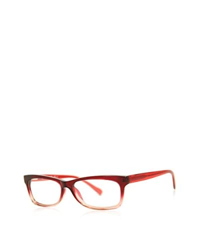 Hugo Boss Vista Montura BO-0076-S3F (52 mm) Rojo