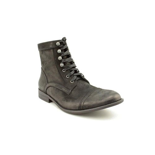 Kenneth Cole New York Men's Wild Game Le Boot, Black, 11 M US