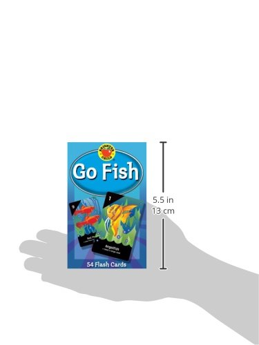 Go fish card game brighter child flash cards epic kids for Go fish store