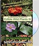 img - for Edible Wild Plants III Trees, Shrubs, Nuts & Berries - The Forager's Dozen by Jim Meuninck and Jim Duke, PhD (2 Hours Tutorial DVD) book / textbook / text book
