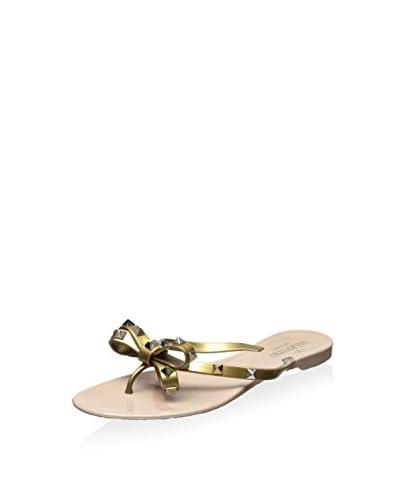 Valentino Women's Rockstud Thong Sandal