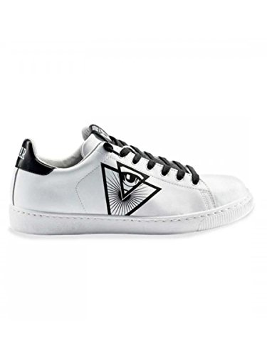 Scarpe 2Star for Illuminati Crew Vera Pelle Made in Italy Var. Unica, 40 MainApps