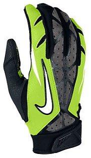 Nike Vapor Jet 2.0 Gloves Electric Green Small