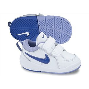 Nike Pico 4 (Tdv) - Zapatillas infantiles, color blanco / lavanda, talla 21.5 por Nike Sports Wear - BebeHogar.com