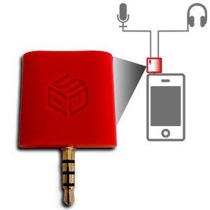 Rockit Headphone/Microphone Splitter