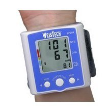 Cheap N American Healthcare Wristech Blood Pressure Monitor with Case (B002JMDFIQ)