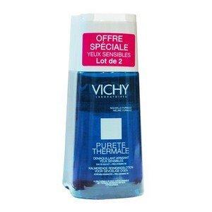Vichy Set Purete Thermale 2 Struccante di Occhi Lenitiva - 300 ml