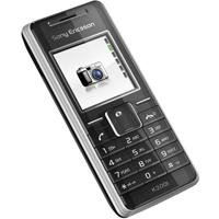 Sony Ericsson K200i Metallic Black Handy