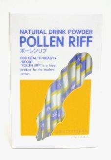 ポーレンリフ スウェーデン花粉エキス末 90包入 5包おまけつき