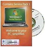 Windows 7 Home Premium 64 Bit MAR Version Hologramm English UK