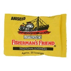 Fishermans Friend Aniseed Lozenges x 25g