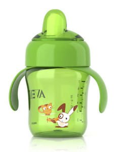 Philips Avent Magic Spout Cup 260Ml 12 Months Plus Scf752/00 Bpa Free Green Great Gift For Baby Free Shipping Ship Worldwide