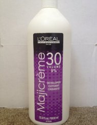 L'Oreal Professionnel Maji-Creme Developer Lotion - 30 Volume 9% (33.8 Oz / Liter)