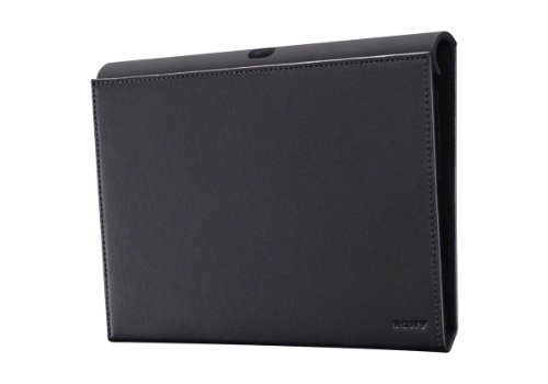 Sony Leather Case for Tablet S - Black