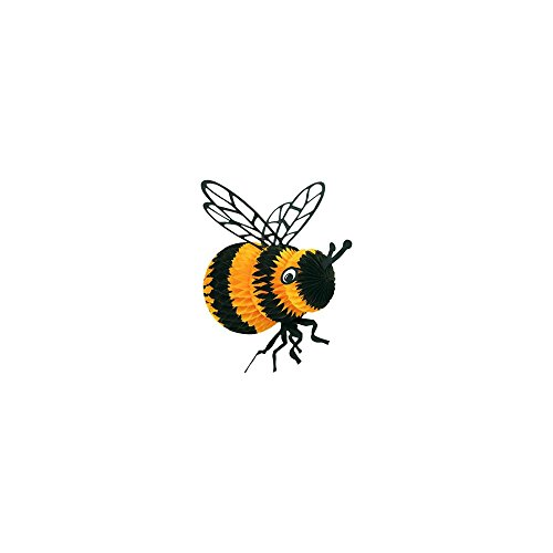 Tissue Bee Party Accessory (1 count) (1/Pkg)