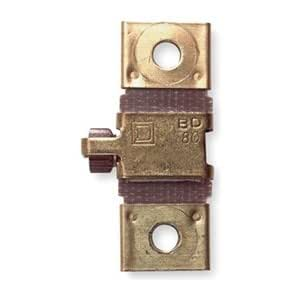 New square d thermal overload heater element unit b11 5 or for Sizing heater elements for motor starters