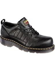 Men's Dr. Martens DEFENDER Safety Toe Work Oxfords